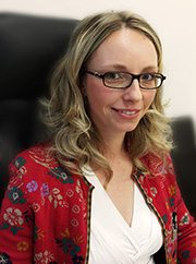 Mgr. Lenka Suchopárová PhD.